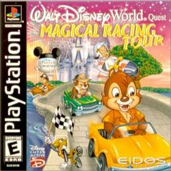 Walt Disney World Quest: Magical Racing Tour para PlayStation