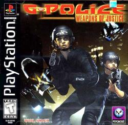 G-Police: Weapons of Justice para PlayStation