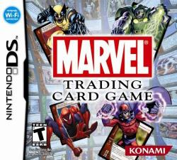 Marvel Trading Card Game para Nintendo DS