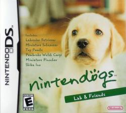 Nintendogs: Labrador and Friends para Nintendo DS