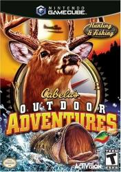 Cabela's Outdoor Adventures para GameCube