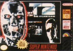 T2: The Arcade Game para Super Nintendo