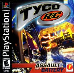 Tyco RC Assault with a Battery para PlayStation