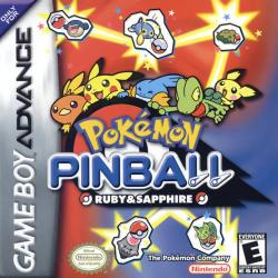 Pokémon Pinball: Ruby & Sapphire para Game Boy Advance