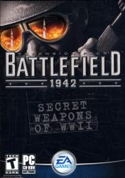 Battlefield 1942: Secret Weapons of WWII para PC