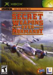 Secret Weapons Over Normandy para Xbox