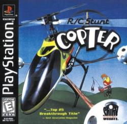 R/C Stunt Copter para PlayStation
