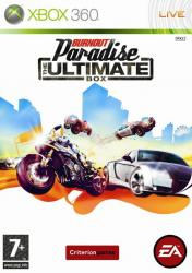 Burnout Paradise: The Ultimate Box para Xbox 360