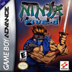 Ninja Five-O para Game Boy Advance