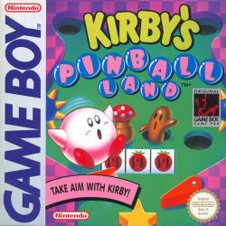 Kirby's Pinball Land para Game Boy
