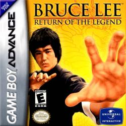 Bruce Lee: Return of the Legend para Game Boy Advance
