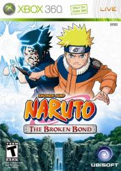 Naruto: The Broken Bond para Xbox 360