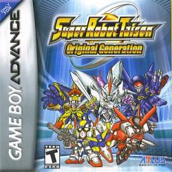 Super Robot Taisen: Original Generation para Game Boy Advance