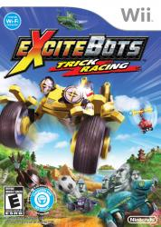 Excitebots: Trick Racing para Wii