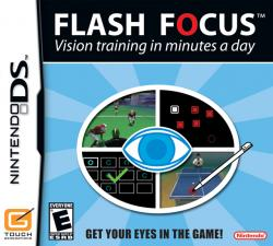 Flash Focus: Vision Training in Minutes a Day para Nintendo DS