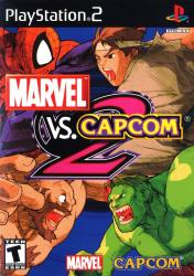 Marvel vs. Capcom 2 para PlayStation 2