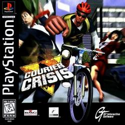 Courier Crisis para PlayStation