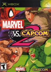 Marvel vs. Capcom 2 para Xbox