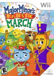 Major Minor's Majestic March para Wii