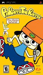 PaRappa the Rapper para PSP
