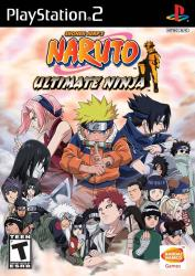 Naruto: Ultimate Ninja para PlayStation 2