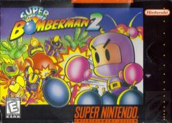 Super Bomberman 2 para Super Nintendo