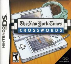 The New York Times Crosswords para Nintendo DS