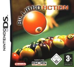 Billiard Action para Nintendo DS