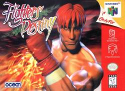 Fighters Destiny para Nintendo 64