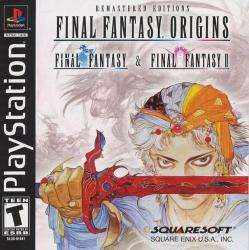 Final Fantasy Origins para PlayStation