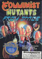 Communist Mutants From Space para Atari 2600