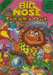 Big Nose Freaks Out para NES