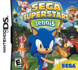 Sega Superstars Tennis para Nintendo DS