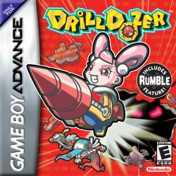 Drill Dozer para Game Boy Advance