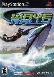 Wave Rally para PlayStation 2