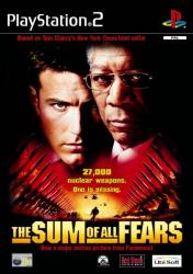 The Sum Of All Fears para PlayStation 2