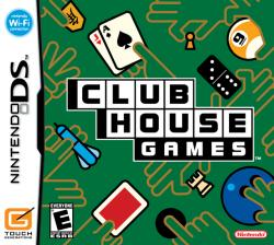 Clubhouse Games para Nintendo DS