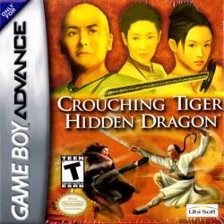 Crouching Tiger, Hidden Dragon para Game Boy Advance