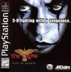 The Crow: City of Angels para PlayStation