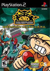 Codename: Kids Next Door - Operation V.I.D.E.O.G.A.M.E. para PlayStation 2