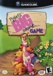 Piglet's Big Game para GameCube