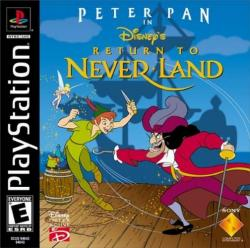 Peter Pan in Return to Neverland  para PlayStation