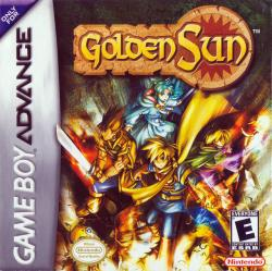 Golden Sun para Game Boy Advance