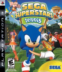 Sega Superstars Tennis para PlayStation 3