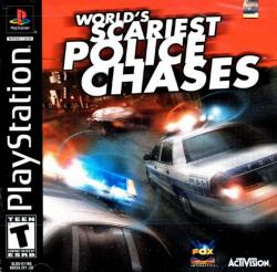 World's Scariest Police Chases para PlayStation