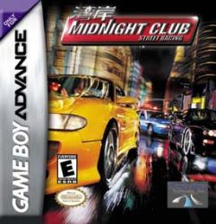 Midnight Club: Street Racing para Game Boy Advance