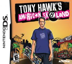 Tony Hawk's American Sk8land para Nintendo DS
