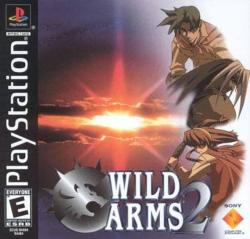 Wild Arms 2 para PlayStation