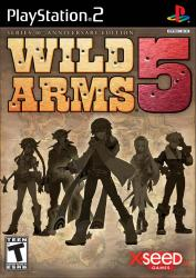 Wild Arms 5 para PlayStation 2