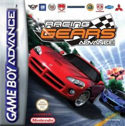 Racing Gears Advance para Game Boy Advance